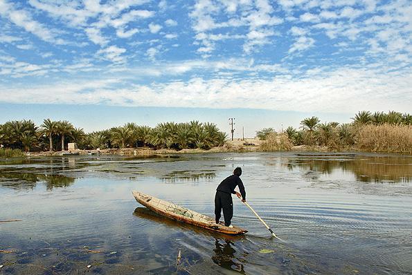 سراخیه، ونیز ایران
