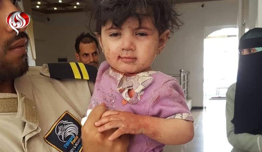 جنایت عربستان در یمن