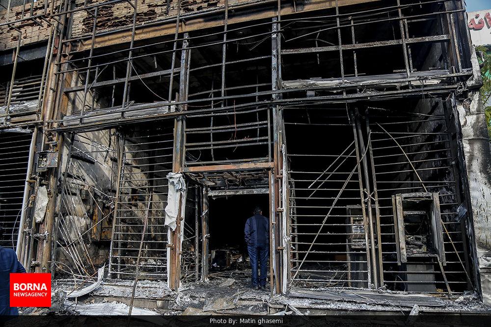 تخریب+اموال+عمومی+توسط+اشرار+در+تهران+ (2)