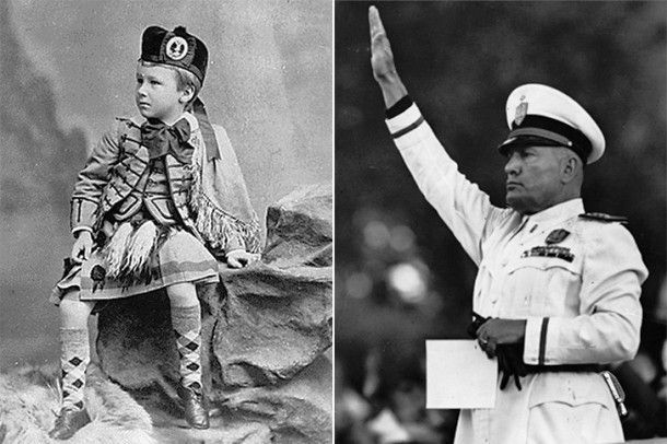 Childhood-Photos-Of-The-Most-Evil-People-In-History-Benito-Mussolini-w700