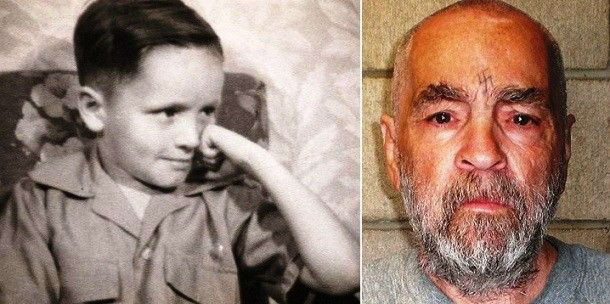 Childhood-Photos-Of-The-Most-Evil-People-In-History-Charles-Manson-w700