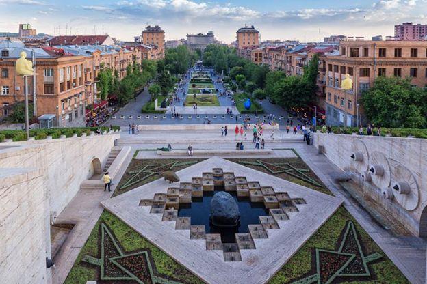 کجارو + ارمنستان