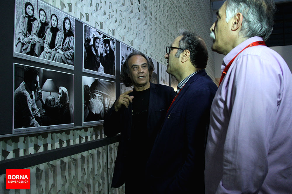 افتتاح+نمایشگاه+((120+عکس+فیلم+از+120+کارگردان+تاریخ+سینمای+ایران+))