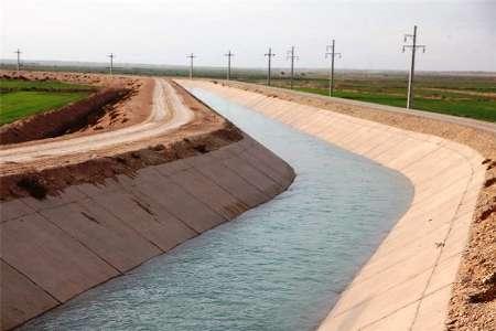 کانال آب