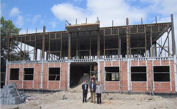 ساخت مدرسه 33