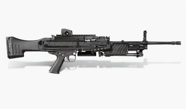 مسلسل HK MG4 MG 43