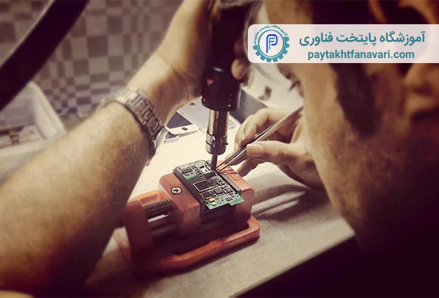 آموزش-تعمیرات-موبایل