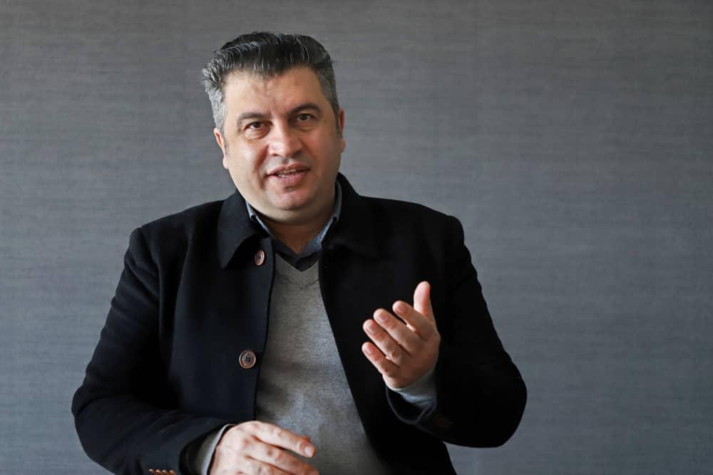 جعفر زیاری مدیر پروژه سیمکارت انارستان