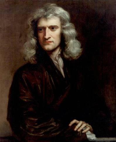 زندگی-نامه-نیوتن