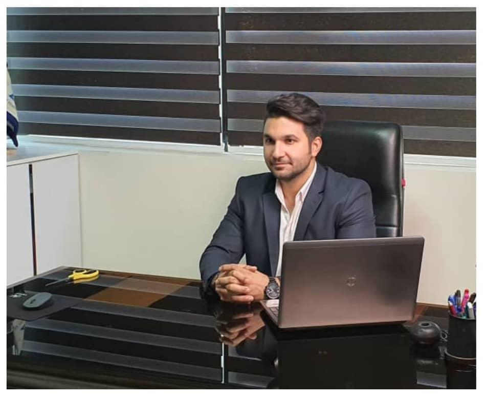 محمدرضا سبلانی، بهترین کارشناس ملکی