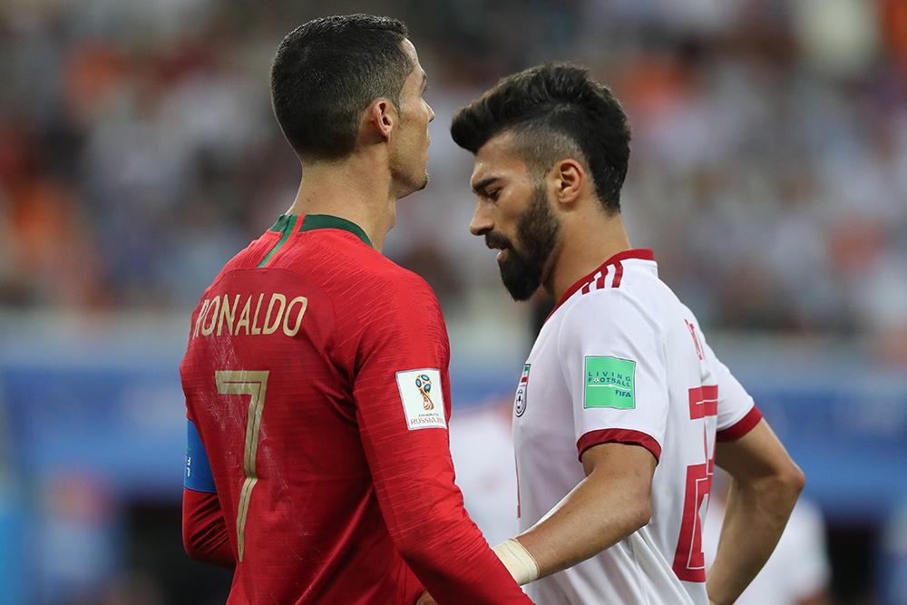 دیدار+تیم_های+ملی+فوتبال+ایران+و+پرتغال