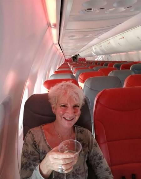 مسافر-هواپیما
