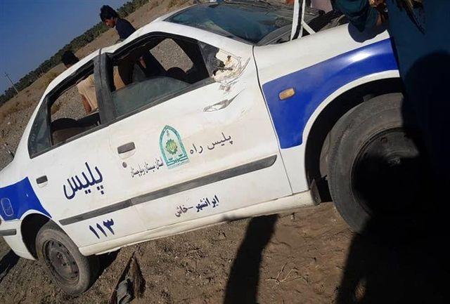 حمله افراد مسلح به خودروی راهور
