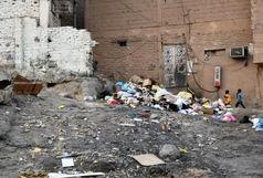 وضعیت وحشتناک محله های فقیرنشین مکه همزمان با شیوع ویروس کرونا