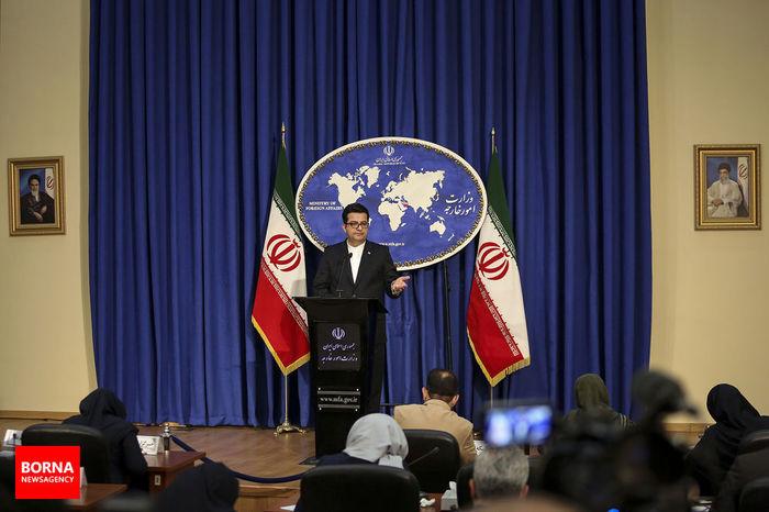 پاسخ موسوی به توهین انور قرقاش به وزیر خارجه ایران