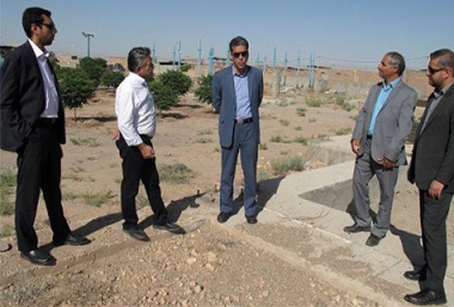 پیشرفت ده درصدی دو پروژه سرمایه گذاری شهرداری کرمان