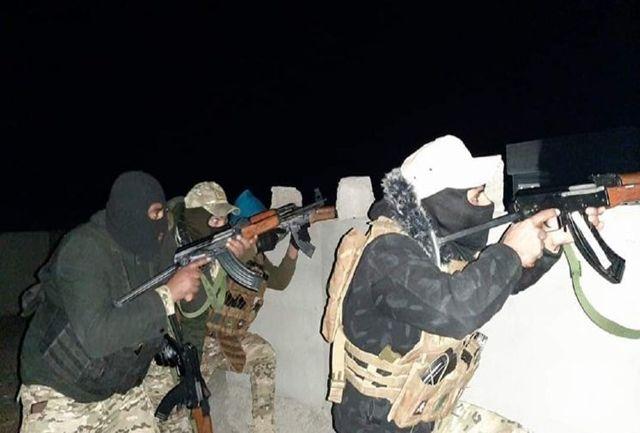 شهید و زخمی شدن 6 رزمنده در دفع حمله داعش