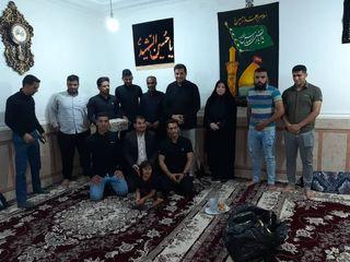 بازدید مدیرکل ورزش و جوانان خوزستاناز منطقه محروم عین دو اهواز