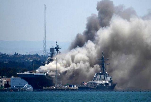 تکذیب حمله به کشتی نفتکش در سوریه
