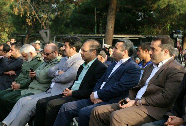 شهید حججی نماد امروزی از شهدای کربلاست