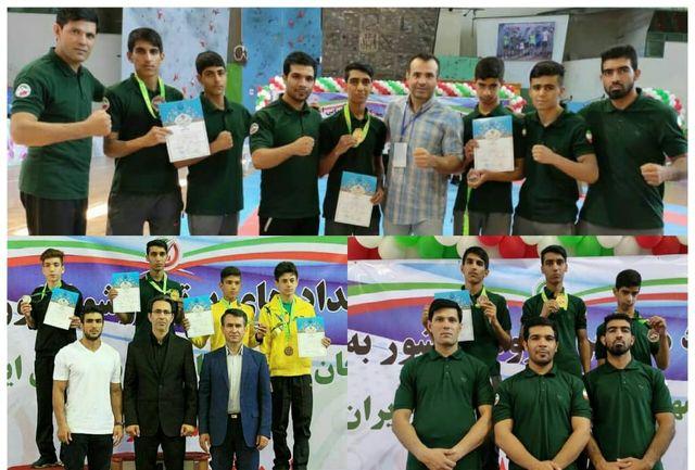 سیستان و بلوچستان بر سکوی سوم تیمی المپیاد کشوری ایستاد