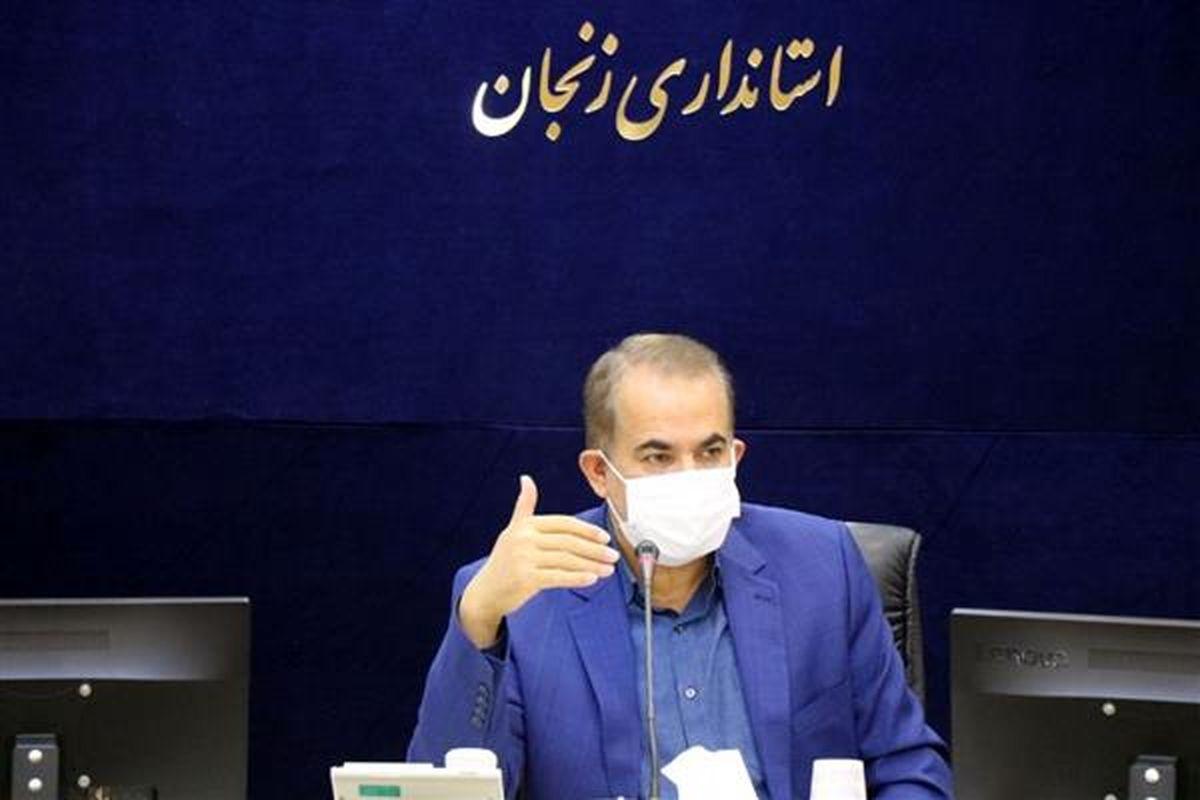 بازدید و اجرای چند پروژه مهم در استان زنجان