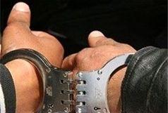 دستگیری دزدهای حرفه ای با 100 فقره سرقت در مشهد