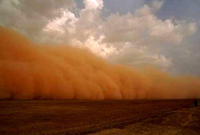 طوفان شن سیستان و بلوچستان را در نوردید+فیلم