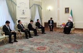 دو کشور درباره مسایل منطقه ای و بین المللی اشتراک نظر دارند/ استقبال ایران از سرمایه گذاری و مشارکت چین در طرح های توسعه در کشور