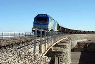 کردستان تا 30 ماه دیگر به راه آهن سراسری متصل می شود