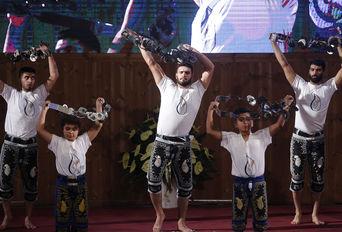 آیین نکوداشت روز ملی فرهنگ . پهلوانی و ورزش زورخانه ای