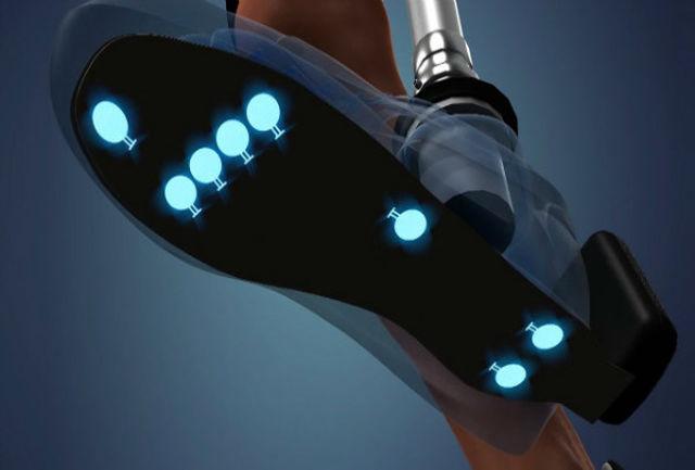 این پای مصنوعی جدید زمین را حس میکند