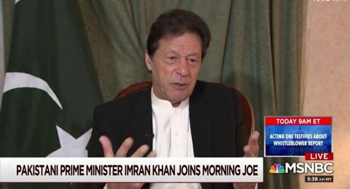 عمران خان جزئیات درخواست ترامپ و بن سلمان در مورد ایران را افشا کرد