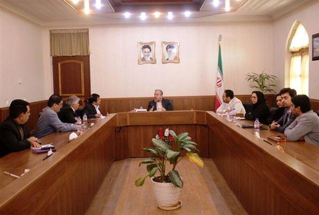 اصفهان و یزد از شهرهای بین المللی هستند