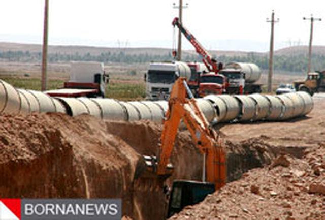 بهره مندی بیش از 10 هزار نفر در طرح آبرسانی روستاهای کهک