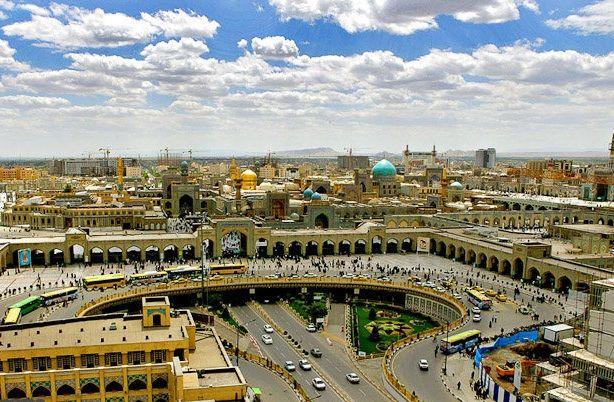 صددرصد توان انسانی و تجهیزات شهرداری مشهد آماده خدمترسانی به زائران