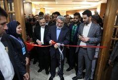 افتتاح نمایشگاه محصولات صنایع دستى بهبودیافتگان از اعتیاد و خانواده زندانیان