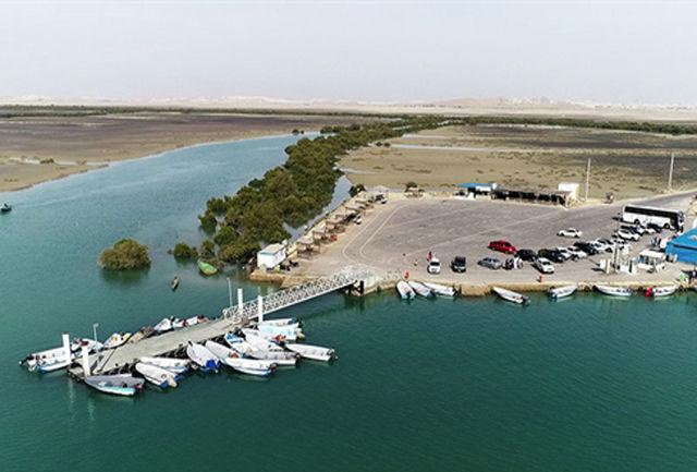 افتتاح 20 پروژه دریایی و بندری با حضور وزیر راه و شهرسازی در هرمزگان