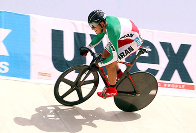 نایب قهرمانی لرستان در مسابقات دوچرخه سواری پیست قهرمانی ایران