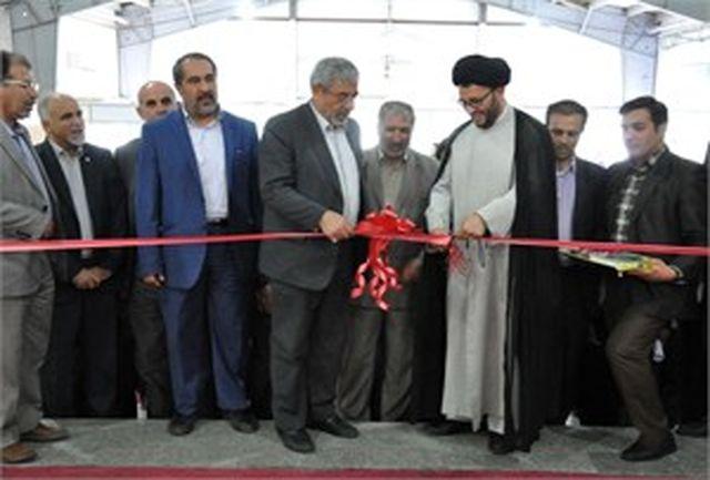 ششمین نمایشگاه بین المللی صنایع و ماشین آلات کشاورزی در ارومیه افتتاح شد