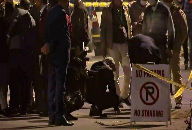 بازداشت ۴ نفر در ارتباط با انفجار در مقابل سفارت اسرائیل+جزییات