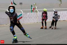 ماهشهر میزبان مسابقات اسکیت سرعت خورستان