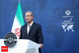 واکنش سخنگوی دولت به شایعه مجادله روحانی و رئیسی: این خبر مخدوش است+ فیلم