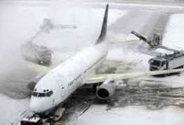 8 پرواز شرکت هواپیمایی تابان لغو شد