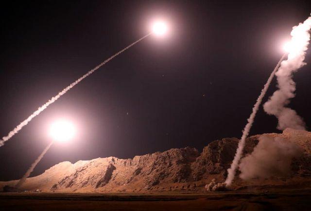 پایگاه های آمریکا در تیررس موشک های ایرانی/ ایران کمتر از ۱۲ دقیقه به خاورمیانه مسلط می شود