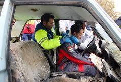 انجام 22 ماموریت امدادی برای 2 هزار 459 نفر حادثه دیده