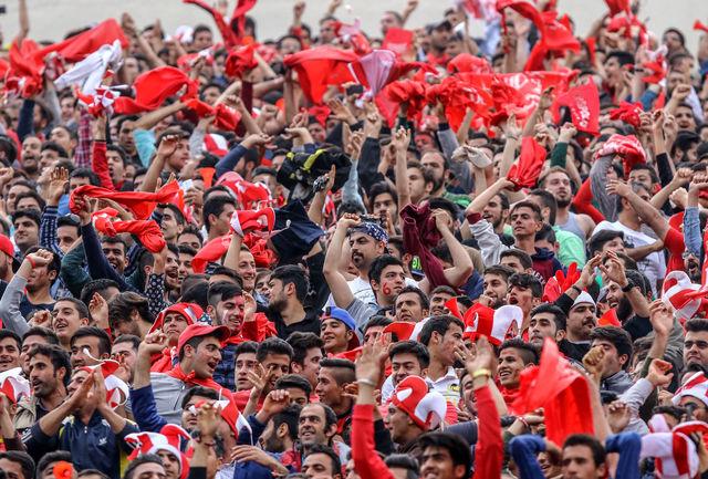 هواداران پرسپولیس در آسیا رکوردشکنی کردند