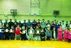 برگزاری المپیاد نخبگان بسکتبال سه نفره زیر 15سال لرستان  در خرم آباد