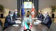 رئیس سرویس امنیت دولتی گرجستان با سفیر ایران دیدار کرد