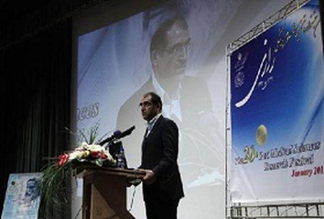 پیام رییس دانشگاه علوم پزشکی به مناسبت انتخاب دانشگاه به عنوان مرکز کلان منطقه